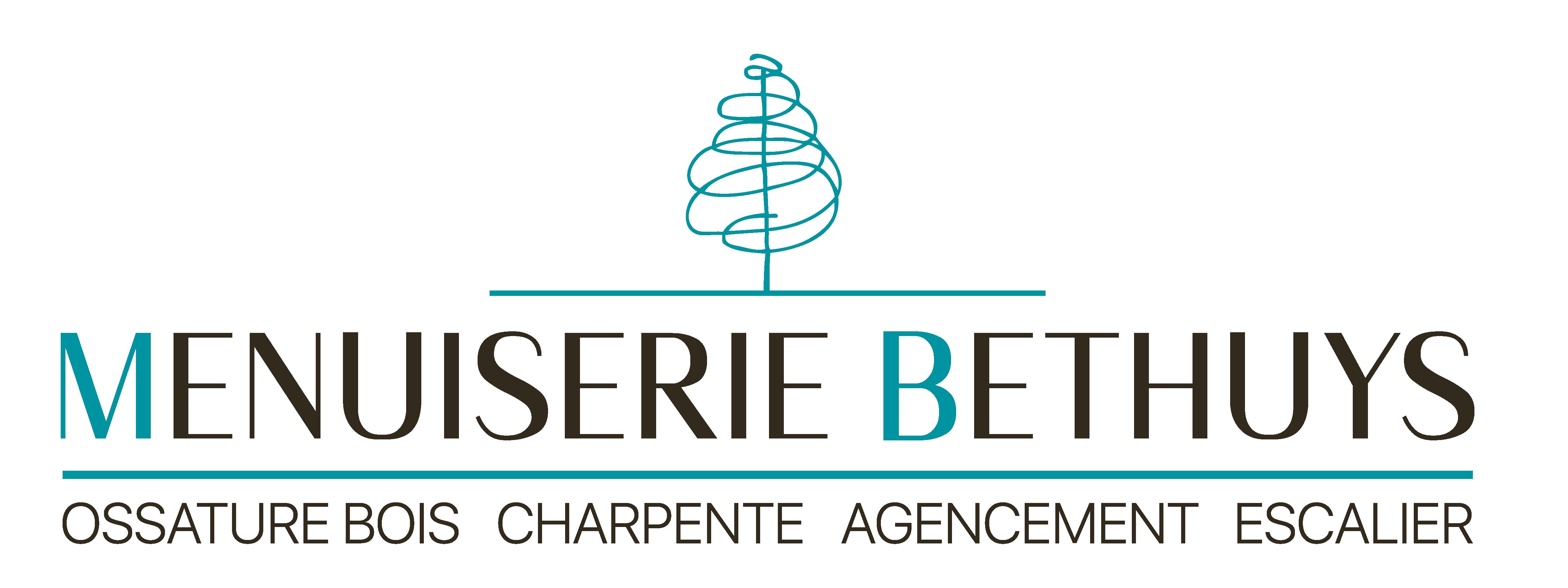Logo de Menuiserie Bethuys, menuisier à Challans